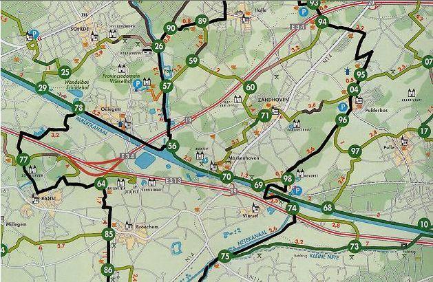 Cycling Belgium - Biking Belgium